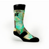 Throne Custom HoopSwagg Socks