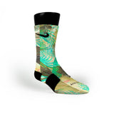 Throne Custom Nike Elite Socks
