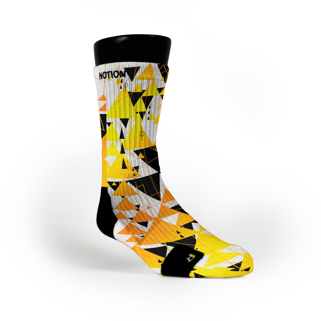 Triad Custom Notion Socks