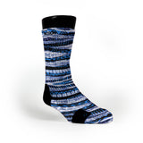 Tribal Fusion Custom Notion Socks