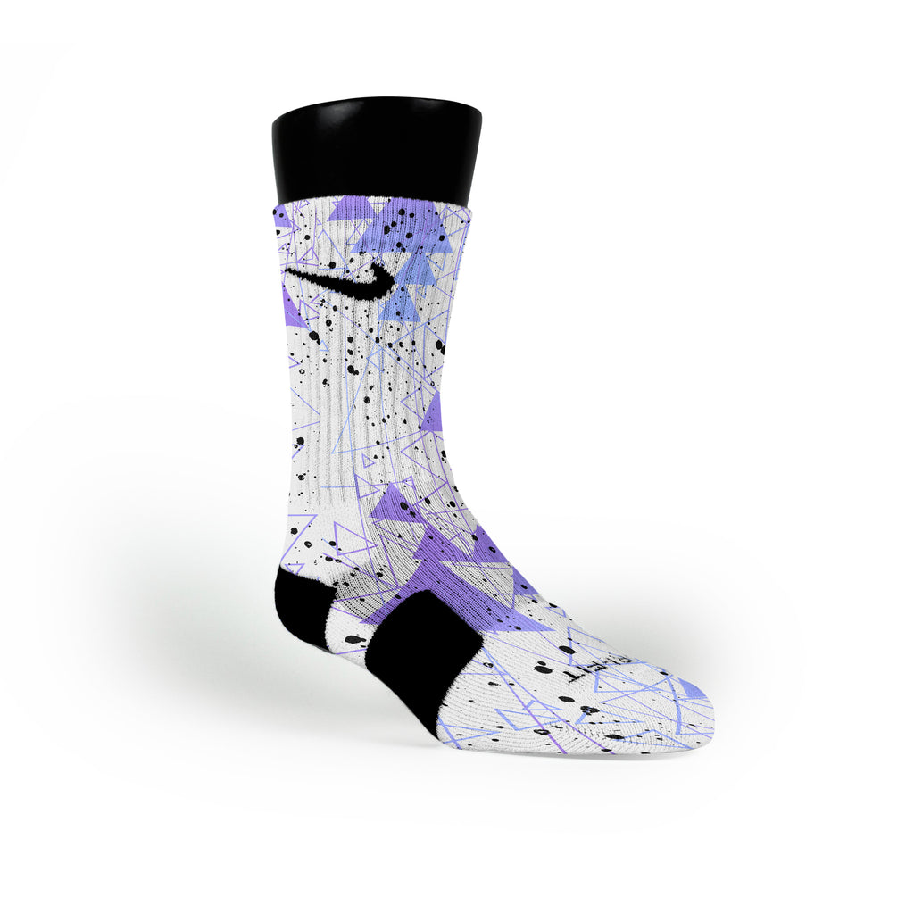 Triband Custom Nike Elite Socks