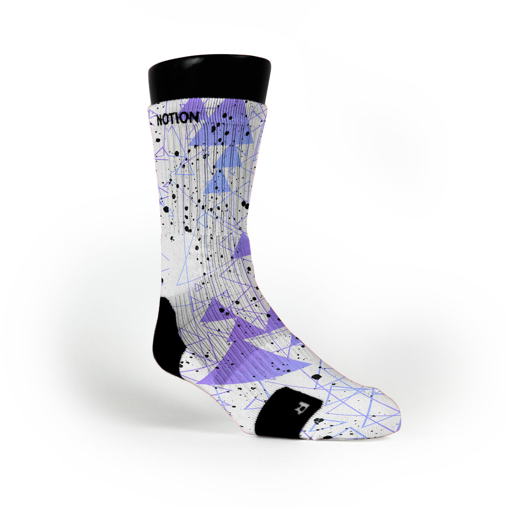 Triband Custom Notion Socks