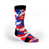 Usa Camo Custom Notion Socks