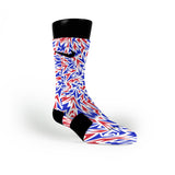 Usa Shards Custom Nike Elite Socks