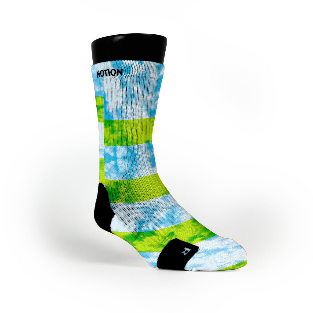 Vapor Custom Notion Socks