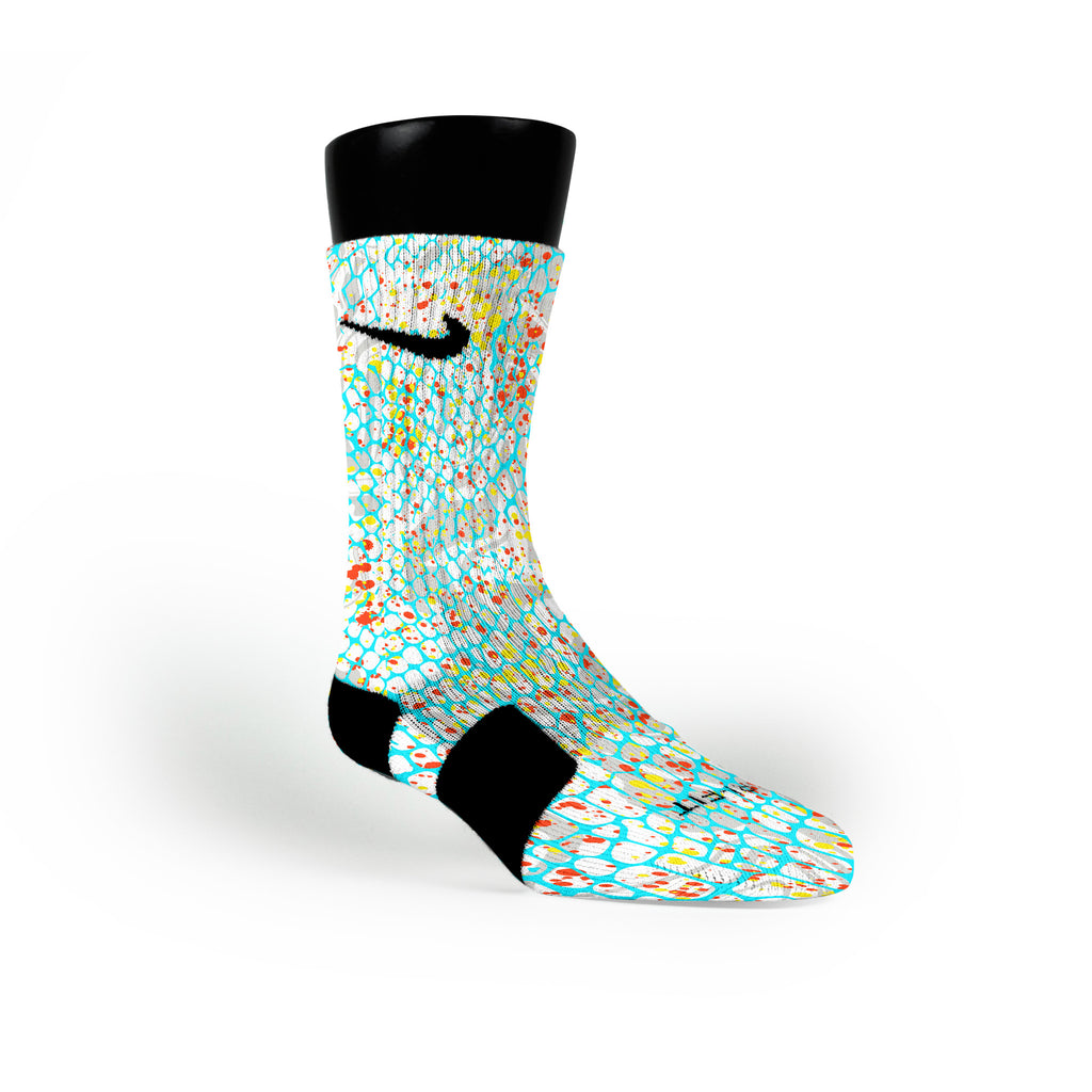 Venice Skin Custom Nike Elite Socks