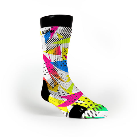Vision Custom Notion Socks