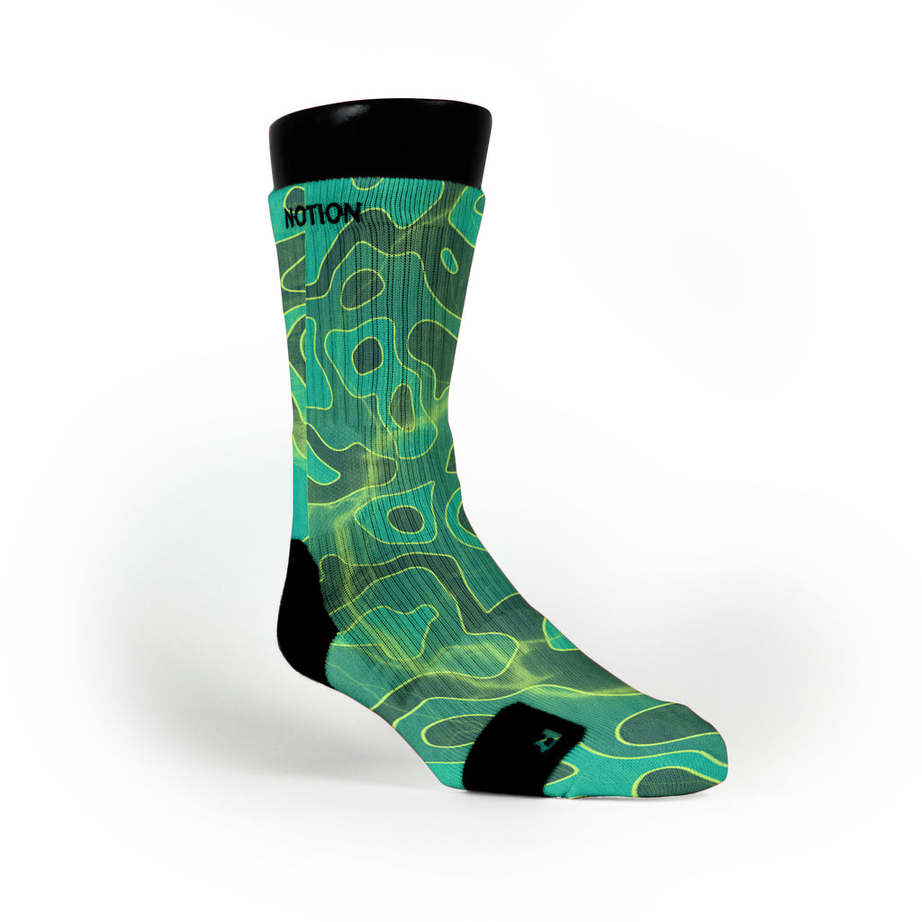 Weatherman 2 0 Custom Notion Socks