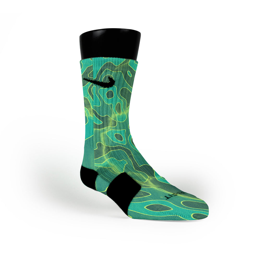 Weatherman 2 0 Custom Nike Elite Socks