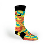 Weatherman Hs Custom Nike Elite Socks