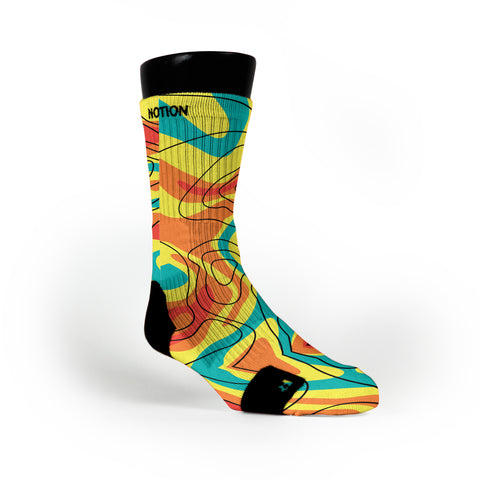Weatherman Hs Custom Notion Socks