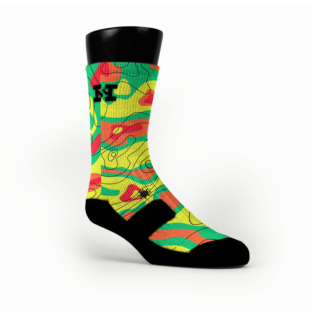 Weatherman Custom HoopSwagg Socks