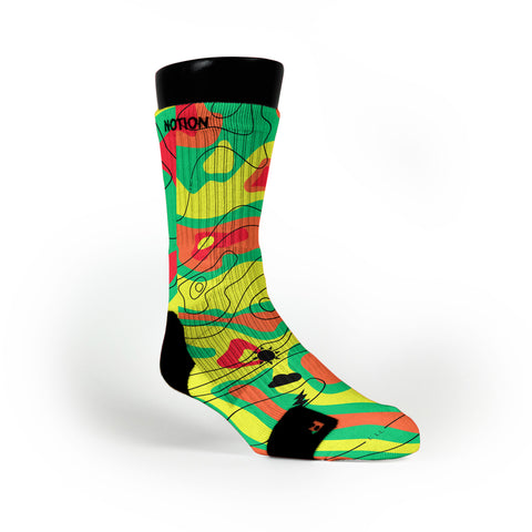 Weatherman Custom Notion Socks