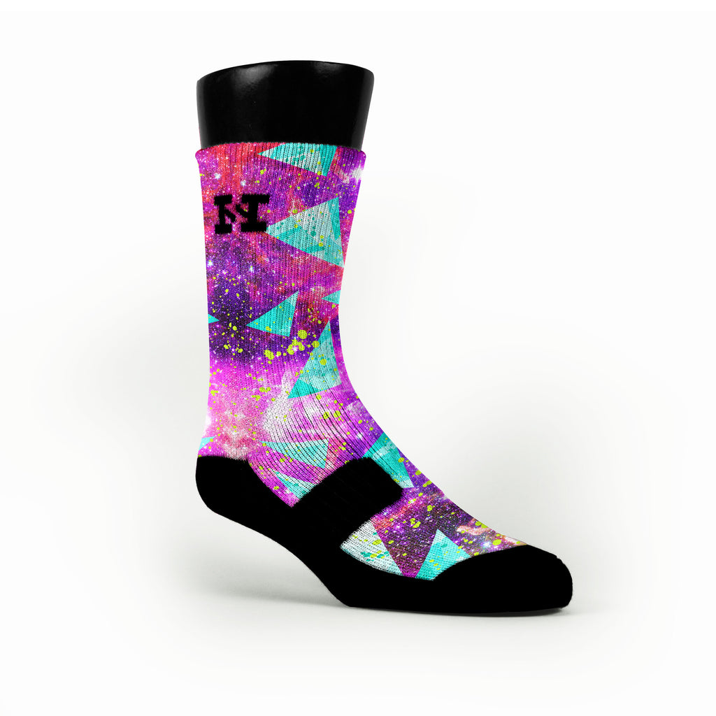 What The Mvp Custom HoopSwagg Socks