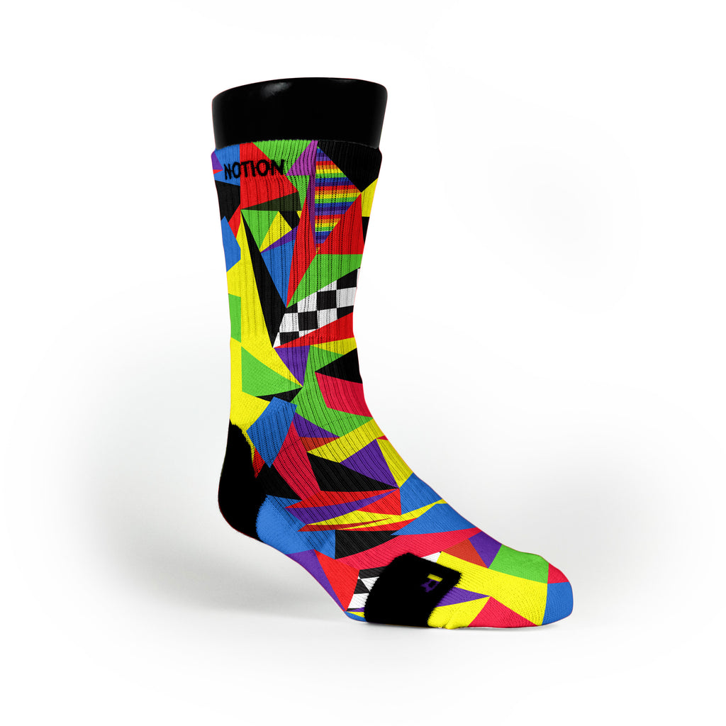What The Custom Notion Socks