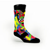 What The Custom HoopSwagg Socks