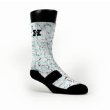 Wood Custom HoopSwagg Socks