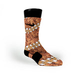 Wookiee Custom Nike Elite Socks