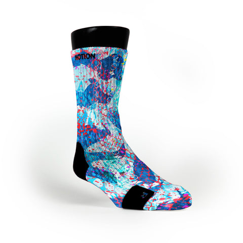 Wtk Custom Notion Socks