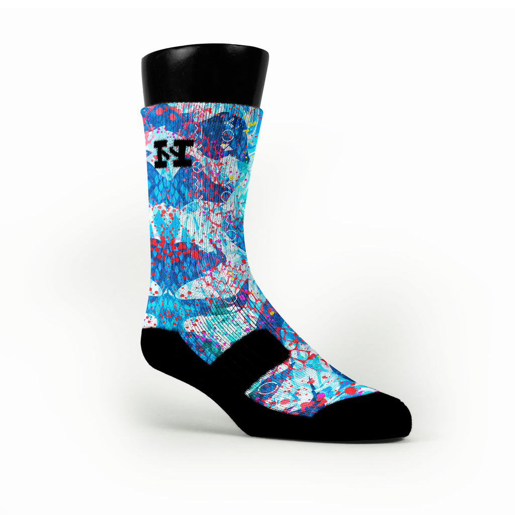Wtk Custom HoopSwagg Socks