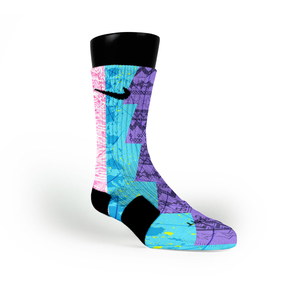 Wtkd Custom Nike Elite Socks