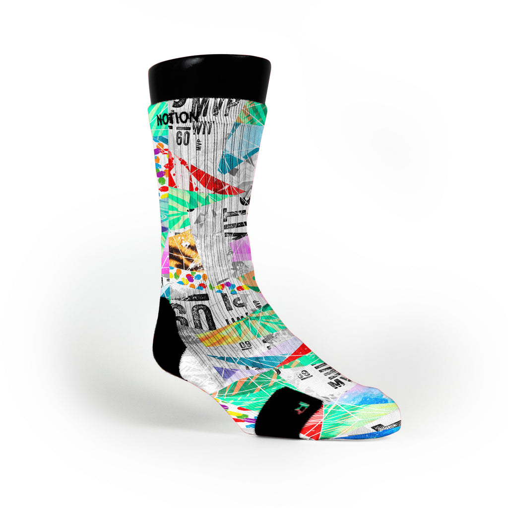 Wtl Custom Notion Socks