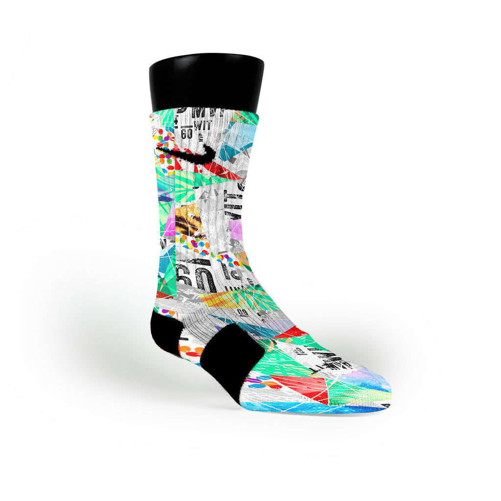 Wtl Custom Nike Elite Socks