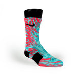 Year Of The Dragon Custom Nike Elite Socks
