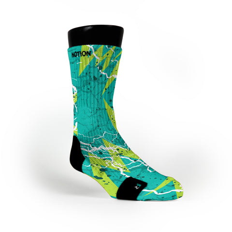 Zap Custom Notion Socks