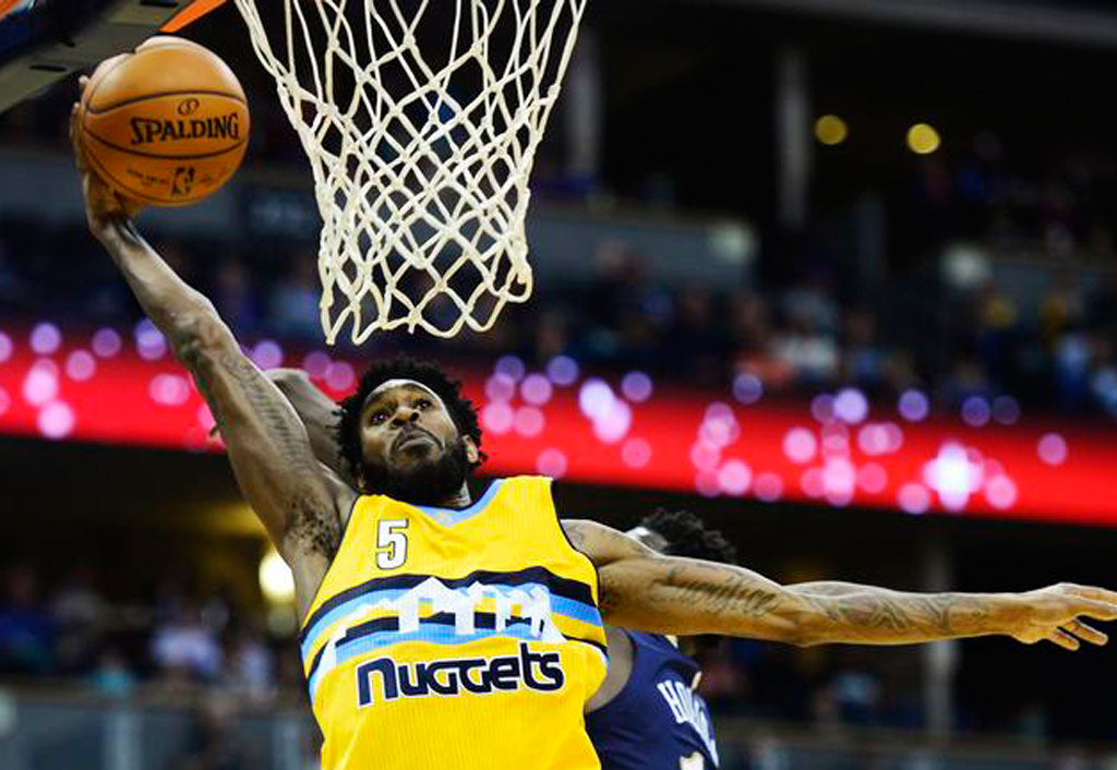 Will Barton powers into NBA sixth-man award running for Nuggets
