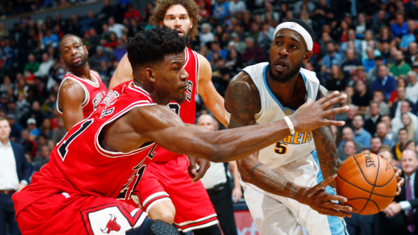 Barton's 2 free throws lift Nuggets over Bulls, 110-107 | Will Barton