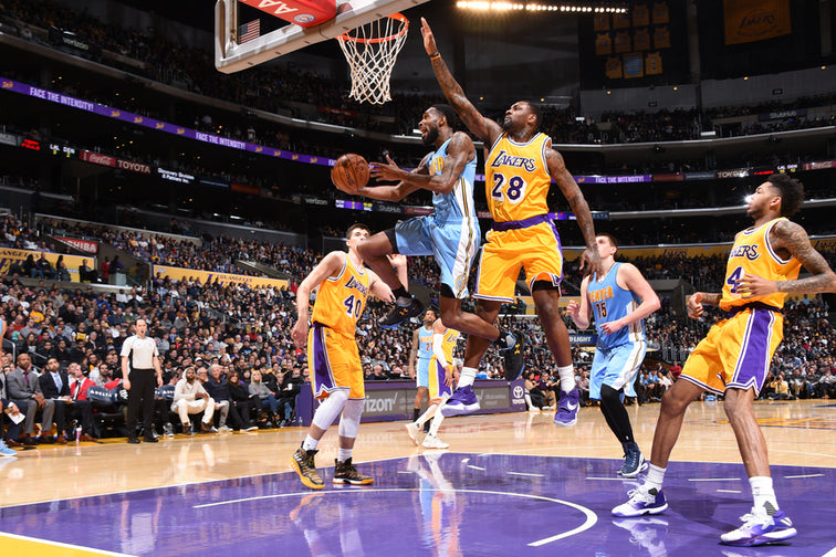 Nuggets' offense keeps rolling as Denver downs Los Angeles