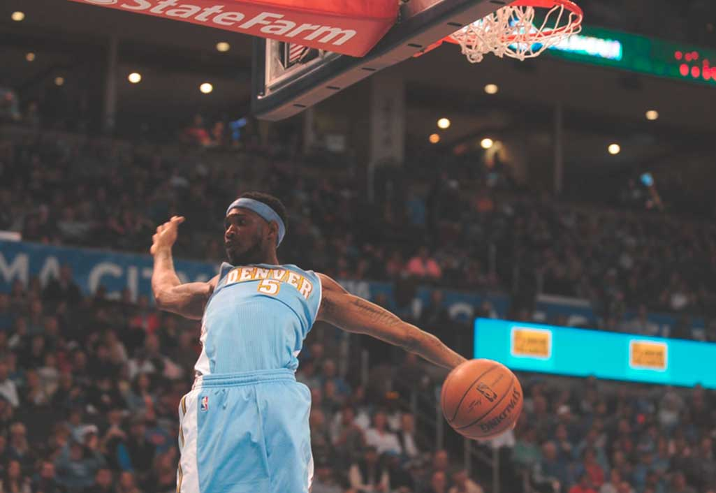 Will Barton on why he was able to survive sitting in Portland | Will Barton