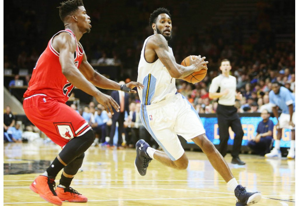 Will Barton is the Denver Nuggets' emotional spark plug | Will Barton