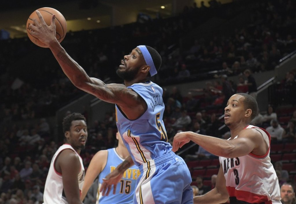 Nuggets' Will Barton: Scores 17 points, hands out seven assists | Will Barton