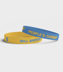 WB5 Wristband Bundle (2 pack) | Will Barton