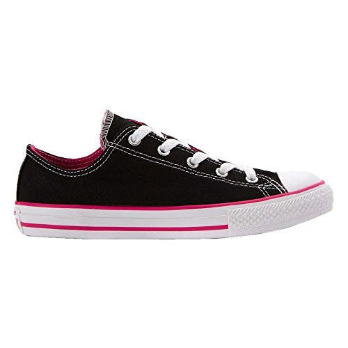Converse Youths Chuck Taylor Double Tongue Canvas Trainers