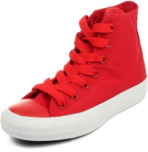 Converse Herren Sneaker Chuck Taylor All Star Core Mono Hi red rot