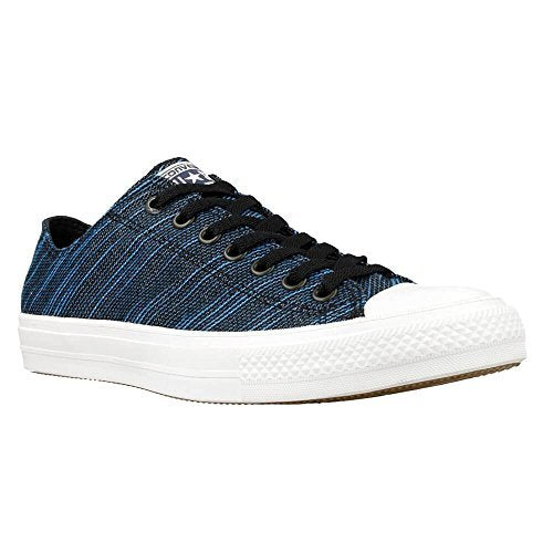 Converse Herren 151091 Chuck Taylor All Star II Sneakers (Spray Paint Blue)