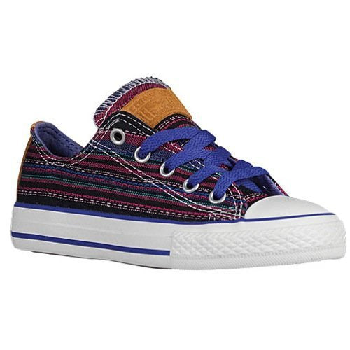 Converse Unisex Herren Damen Sneaker Chuck Taylor All Star Low Top multicolor mehrfarbig ***CT LT OX SUMMER CRAFTED *** 648867F Canvas