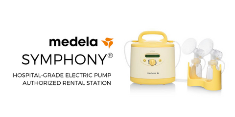 medela symphony pump rental program