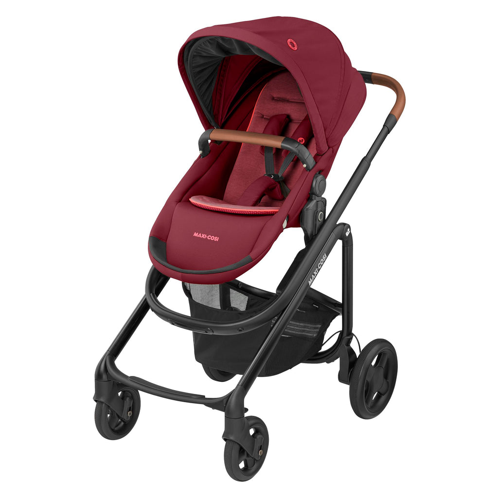 Lila CP Stroller - Essential Red