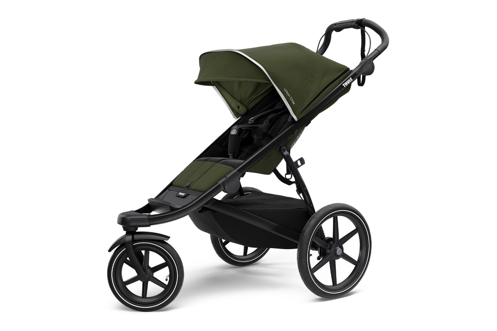Urban Glide 2 All Terrain Stroller - Cypress Green/Black Frame
