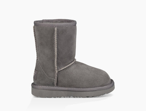 ugg toddler classic boots grey