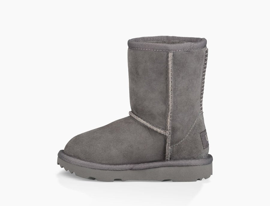 Classic Toddler Boot - Grey