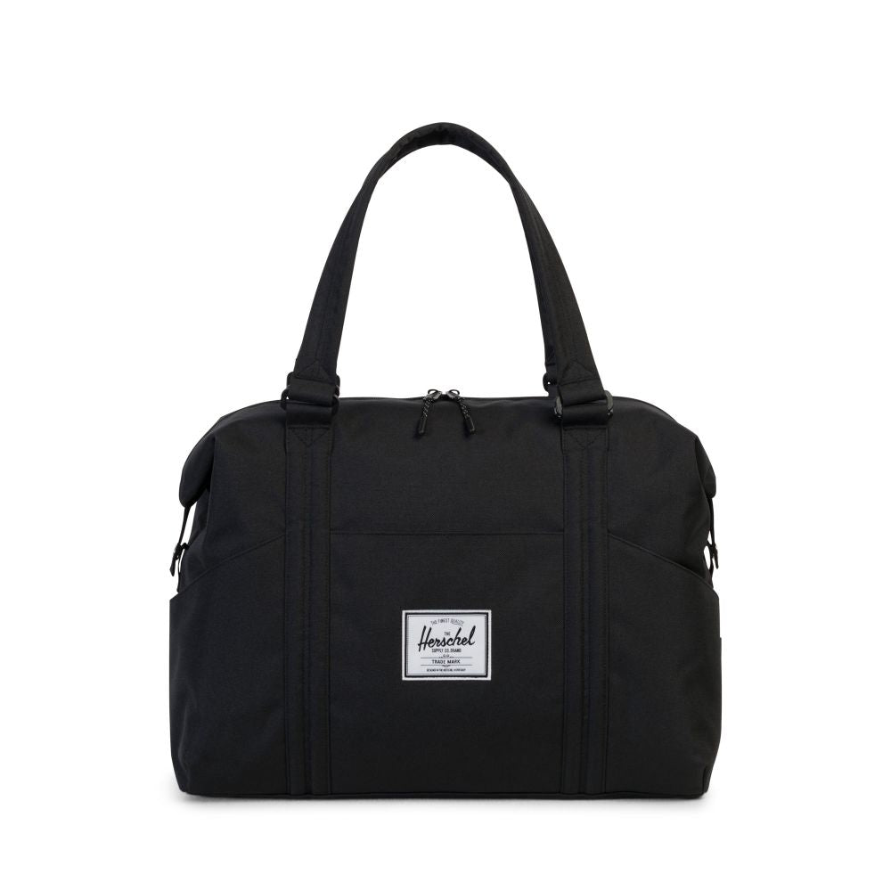 Strand Sprout Diaper Duffle - Black