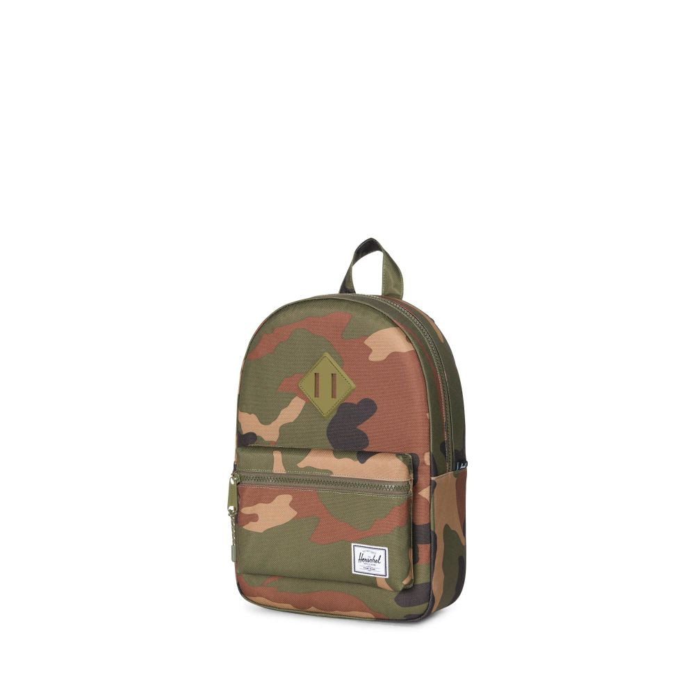 Heritage Kids Backpack - Woodland Camo