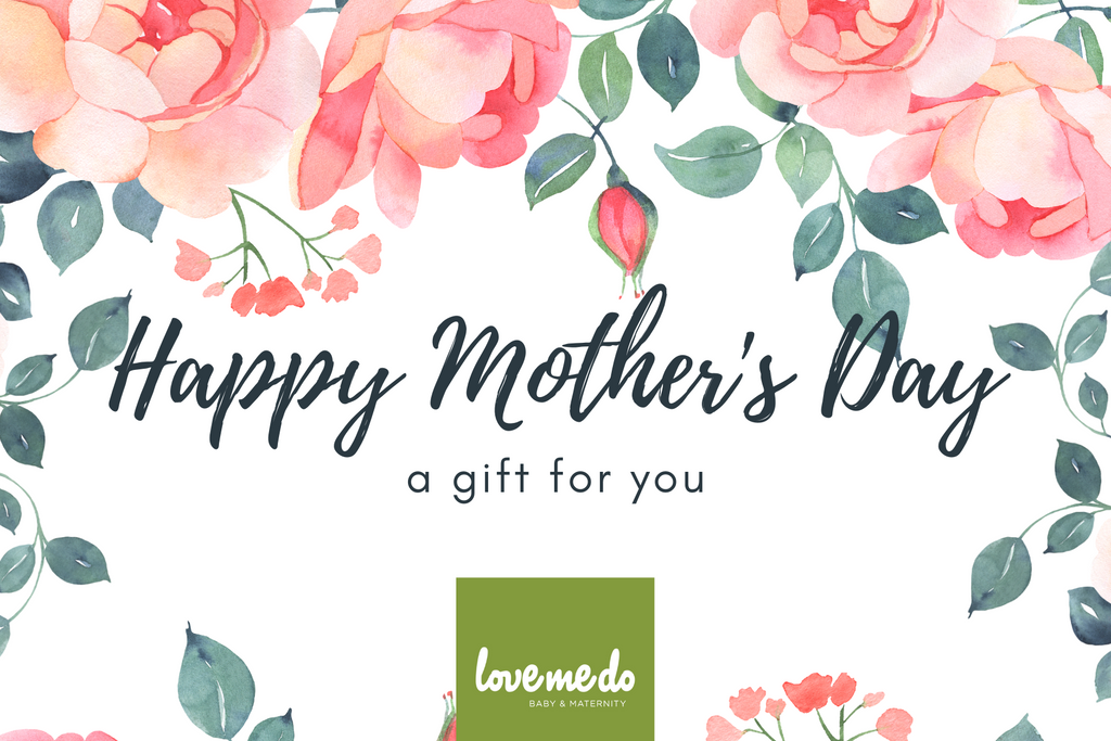 Mother's Day Gift Card (online use only)