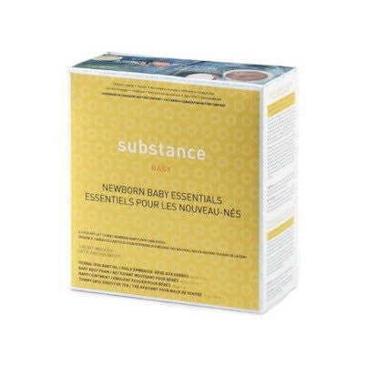 substance matter company newborn essentials kit