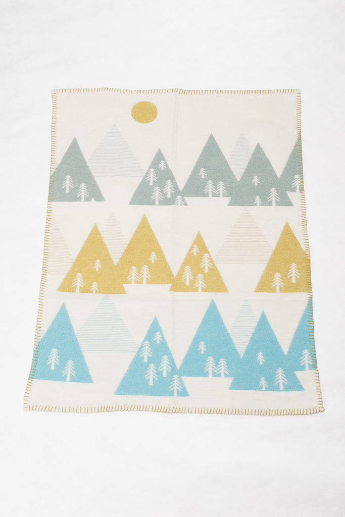 FINN Blanket - Mountains (65 x 90 cm)